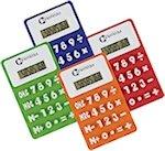 Flexible Press Me Calculators